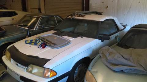 1991 Ford Mustang for sale in Williston, FL