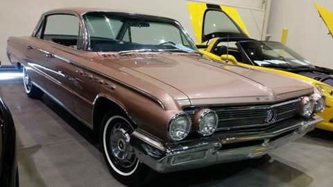1962 Buick Electra for sale in Williston, FL