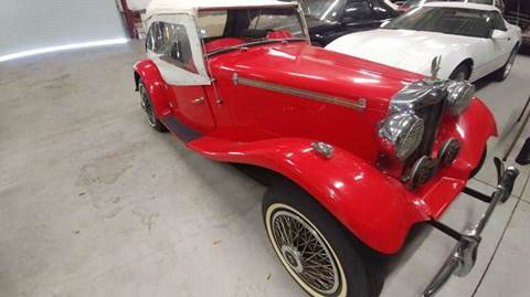 1951 MG TC