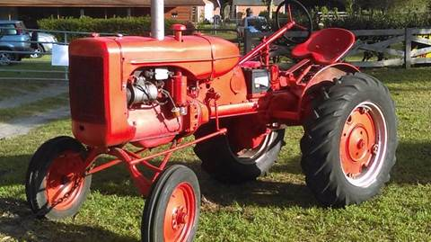 1947 ALLIS CHAMBERS ALLIS CHAMBERS C for sale in Williston, FL