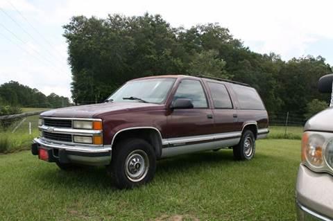 1995 Chevrolet Suburban for sale in Williston, FL