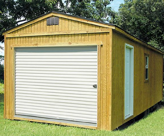 2015 Portable Garage With Roll Up Door $252.78 For 36 ...