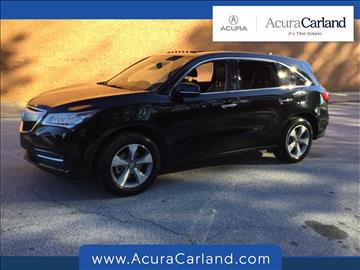 2014 Acura MDX for sale in Duluth, GA