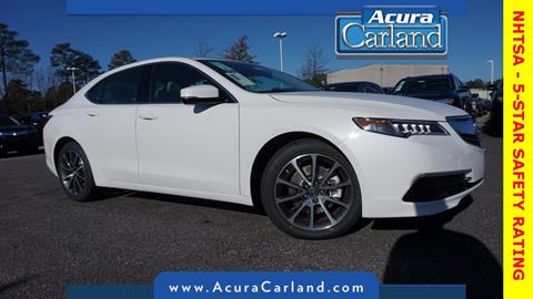2016 Acura TLX for sale in Duluth, GA
