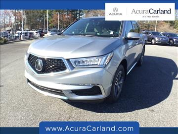 2017 Acura MDX for sale in Duluth, GA