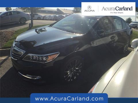 2017 Acura RLX for sale in Duluth, GA