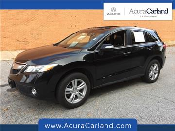 2013 Acura RDX for sale in Duluth, GA