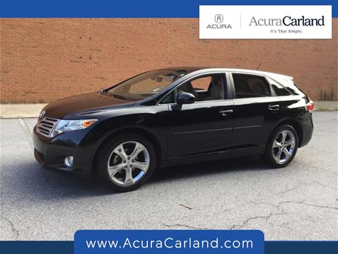 2010 Toyota Venza for sale in Duluth, GA