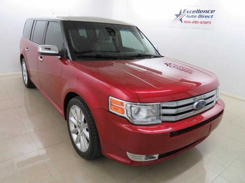 used ford flex for sale with photos carfax autos post. Black Bedroom Furniture Sets. Home Design Ideas