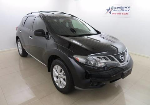 2012 Nissan Murano for sale in Addison, TX