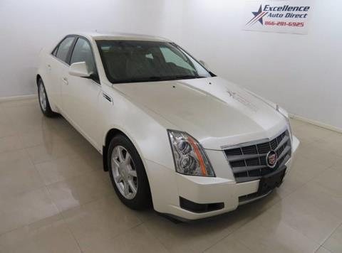 2008 Cadillac CTS for sale in Addison, TX