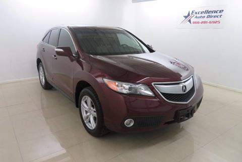 2013 Acura RDX for sale in Addison, TX
