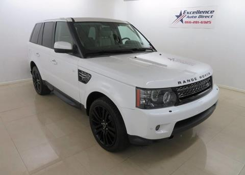 2013 Land Rover Range Rover Sport for sale in Addison, TX