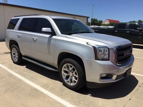 2015 GMC Yukon for sale in Euless, TX