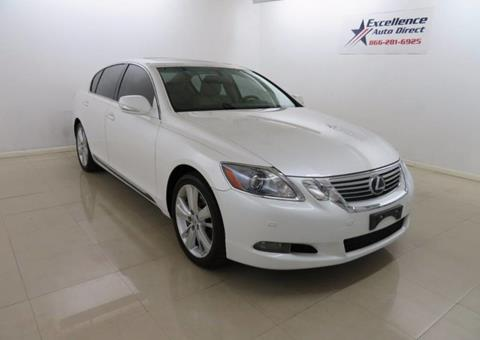 2011 Lexus GS 450h for sale in Addison, TX
