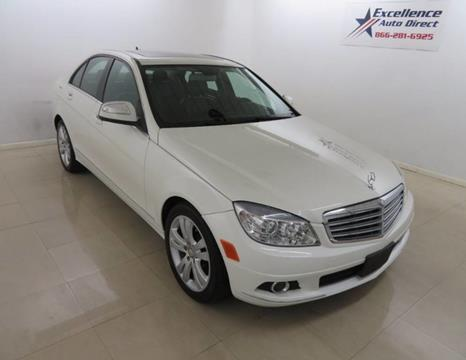 2008 Mercedes-Benz C-Class for sale in Addison, TX