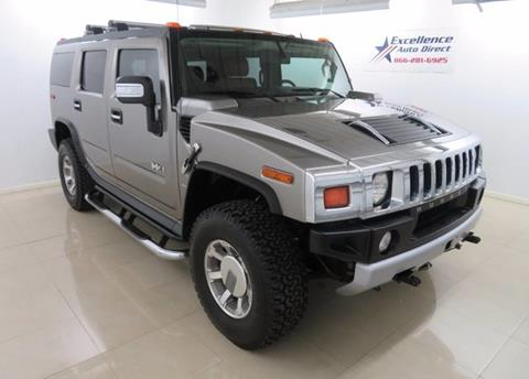 2008 HUMMER H2 for sale in Addison, TX