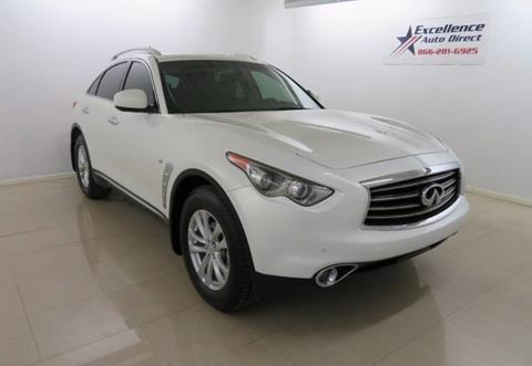 2014 Infiniti QX70 for sale in Addison, TX