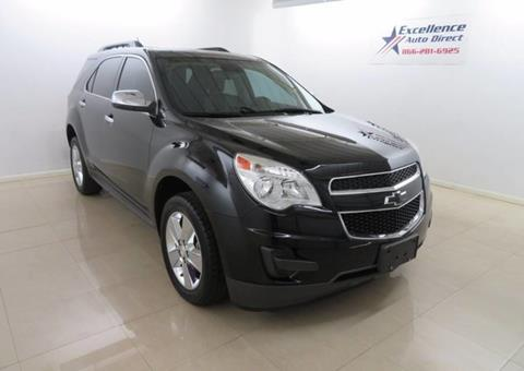 2014 Chevrolet Equinox for sale in Addison, TX