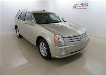 2008 Cadillac SRX for sale in Addison, TX