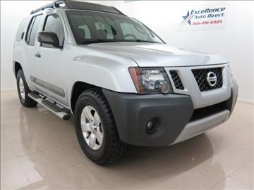 2012 Nissan Xterra for sale in Addison, TX