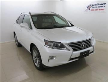 2014 Lexus RX 350 for sale in Addison, TX