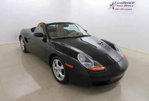 2001 Porsche Boxster for sale in Addison, TX