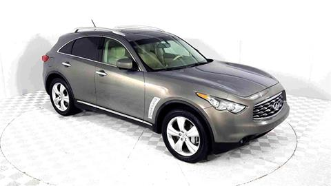 2011 Infiniti FX50 for sale in Euless, TX