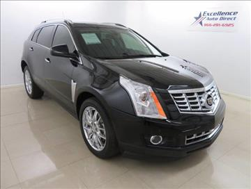 2013 Cadillac SRX for sale in Addison, TX