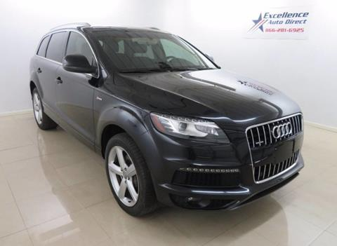 2013 Audi Q7 for sale in Addison, TX