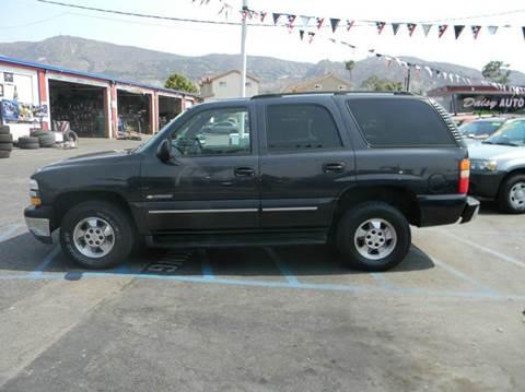 2003 Chevrolet Tahoe for sale in Santa Paula, CA