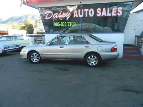 2002 Mazda 626 for sale in Santa Paula, CA