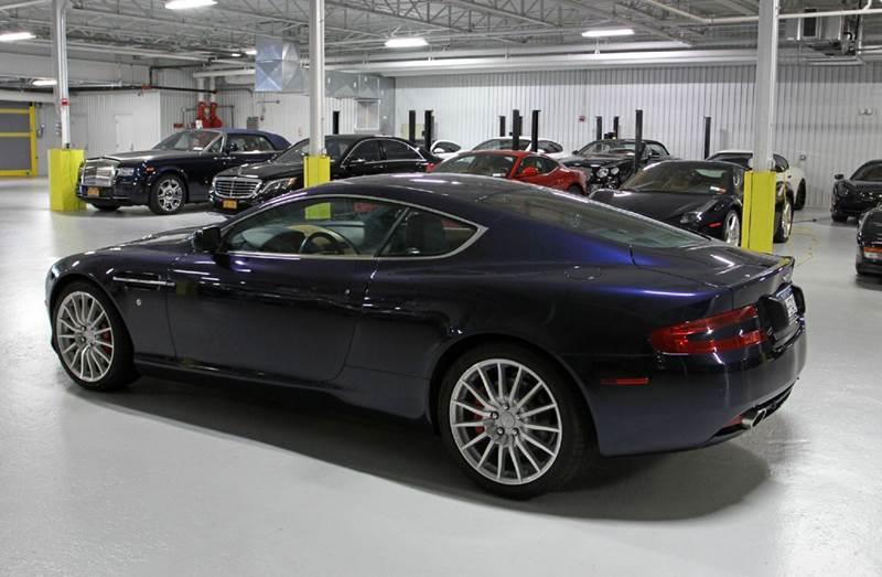 Aston Martin DB New Hyde Park NY LONG ISLAND NEW YORK Coupe - Aston martin of long island