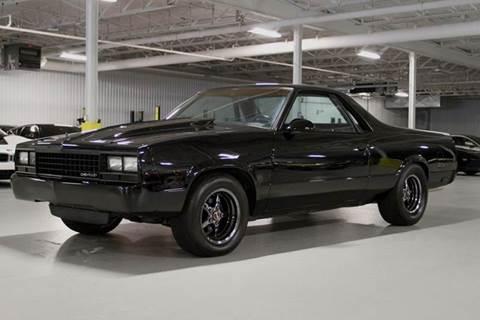 1987 Chevrolet El Camino For Sale Pomona Ca Carsforsale Com