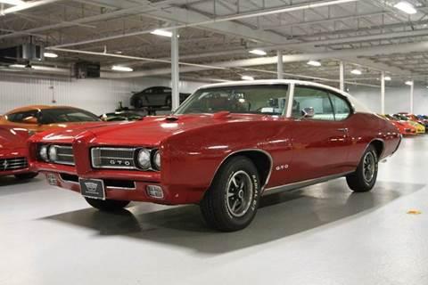 1969 Pontiac Gto For Sale Carsforsale Com