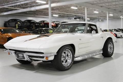 1963 Chevrolet Corvette For Sale Carsforsale Com