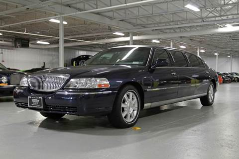 2011 Lincoln Town Car for sale in New Hyde Park, NY