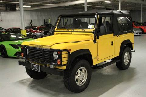 land rover defender for sale in new york carsforsale com rh carsforsale com Land Rover Rave 2014 Range Rover Manual