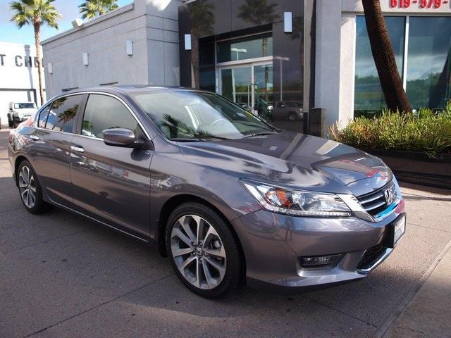 2014 Honda Accord for sale in El Cajon CA
