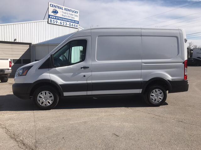 2015 ford transit cargo 250 3dr swb medium roof cargo van w sliding passenger side door in. Black Bedroom Furniture Sets. Home Design Ideas