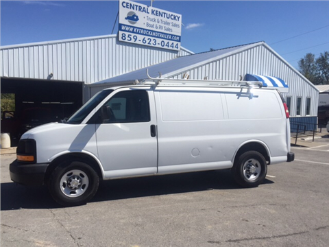 2011 Chevrolet Express Cargo for sale in Richmond, KY