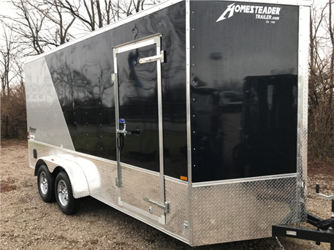 2017 Homesteader Patriot Ohv 7X16