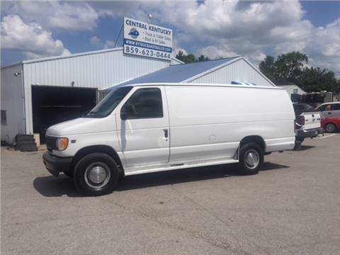 2002 Ford E-Series Cargo for sale in Richmond, KY