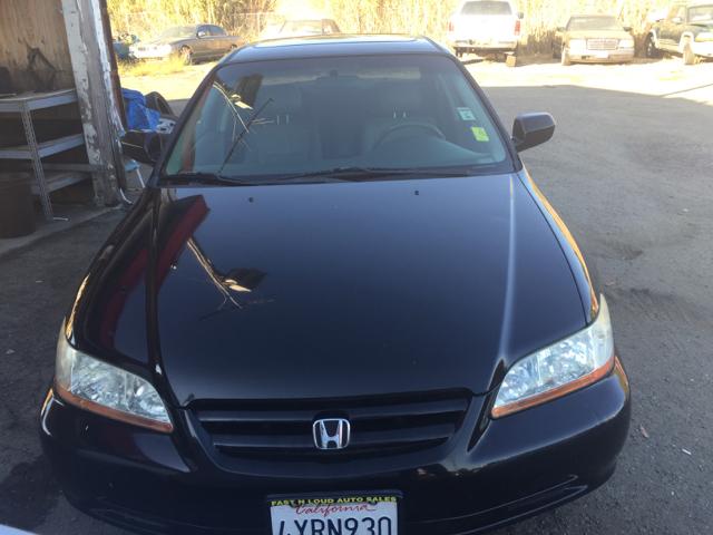 2002 Honda Accord EX 4dr Sedan wLeather In Hayward CA  Fast N