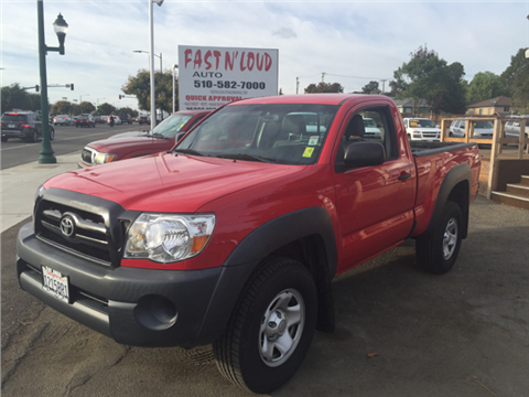 2008 Toyota Tacoma for sale in Hayward, CA