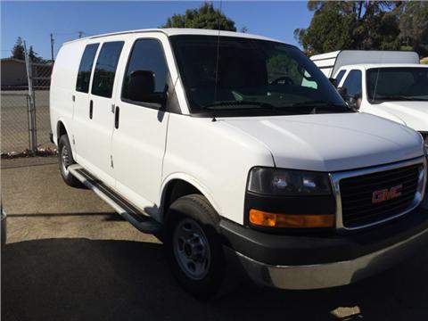 2016 GMC Savana Cargo for sale in Hayward, CA