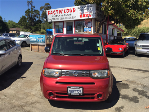 2011 Nissan cube for sale in Hayward, CA