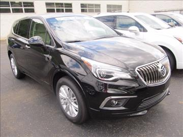 2017 Buick Envision for sale in Reno, PA