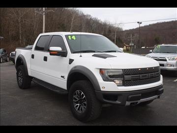2014 Ford F-150 for sale in Franklin, PA