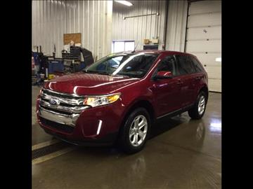 2013 Ford Edge for sale in Franklin, PA